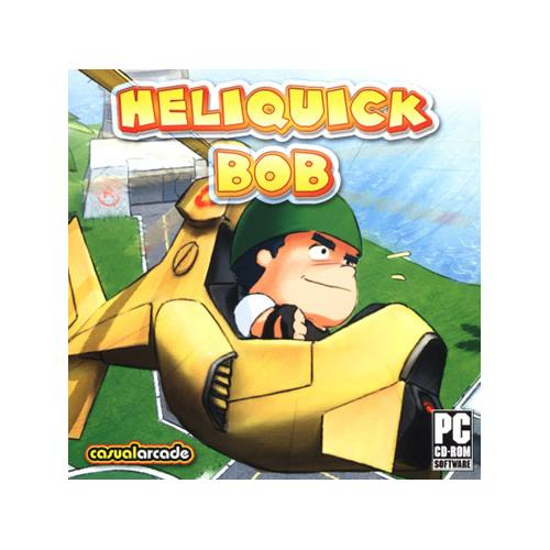 HeliQuick Bob Arcade Game for Windows PC