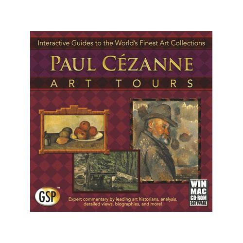 Paul Cezanne: Art Tours Interactive Guides