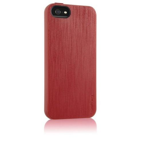 Targus Slim Fit Case for iPhone 5/5s or SE, Poppy (Red)