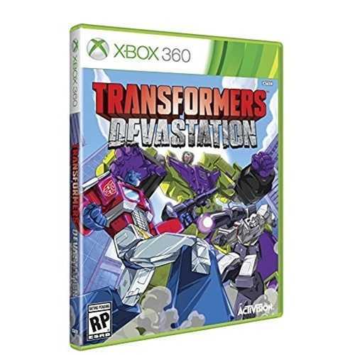 TRANSFORMERS: Devastation - Xbox 360