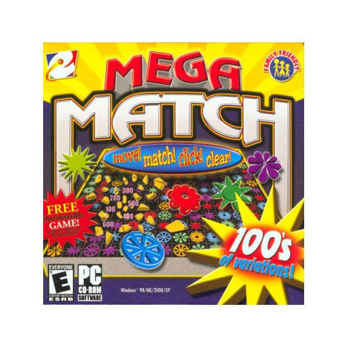 eGames Mega Match for Windows PC