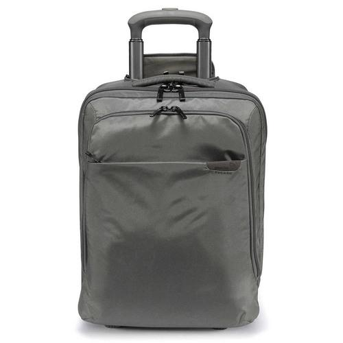 Tucano Work-Out Expanded Trolley Carry On Case Suitcase Luggage, Grey