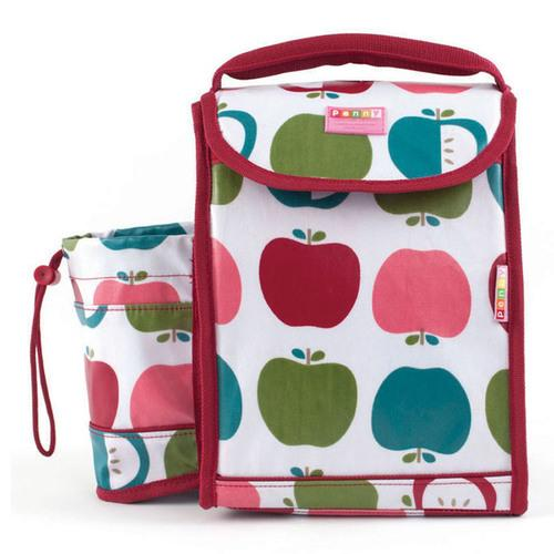 Penny Scallan Backpack Lunch Box - Juicy Apple