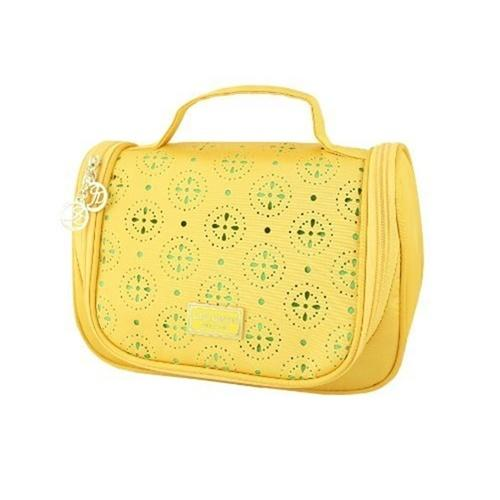 Jacki Design Cosmopolitan Travel Bag w/ Hanger, Yellow