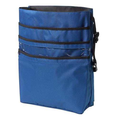 Drive Medical AgeWise Back of Wheelchair Organizer Blue