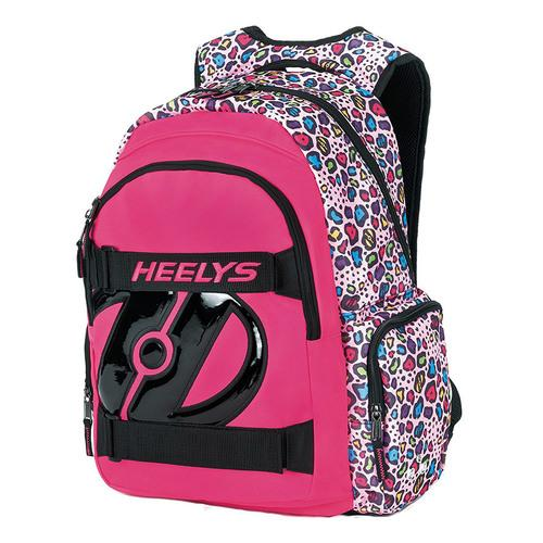 Heelys Thrasher Multi Color Cheetah Backpack