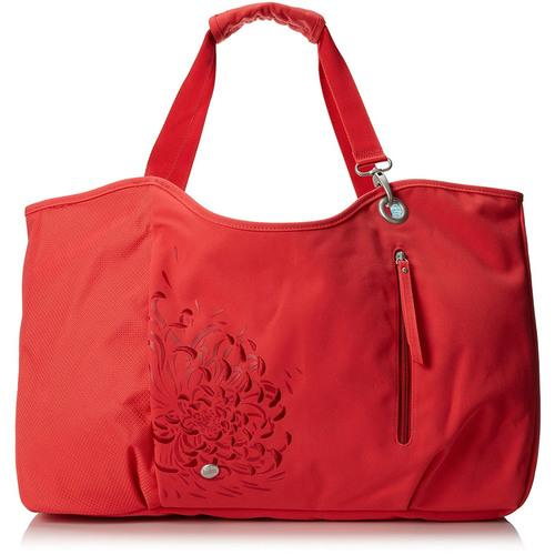 "Haiku Women""s Eco Day Tote Bag, Bittersweet Cranberry"