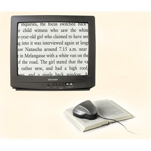 Drive Medical Essential TV Reader with AC Adapter
