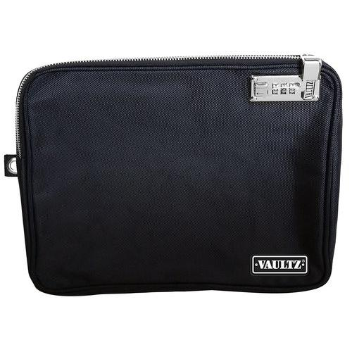Vaultz Water-Resistant XL Locking Tool Pouch with Tether - XL