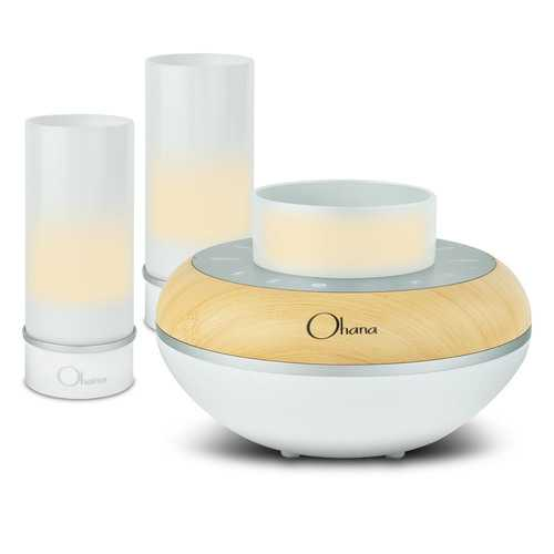 BEM Ohana Twilight Bundle 3 Piece Wireless Light & Audio System