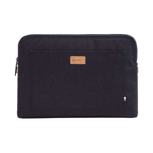 GOLLA Sirus Slim Open Zipper Pocket 12 Laptop Tablet Sleeve Case - Coal