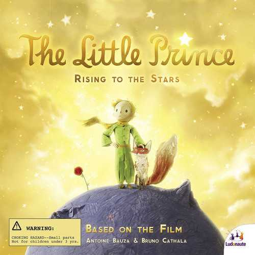 Little Prince: Rising to the Stars Board Game