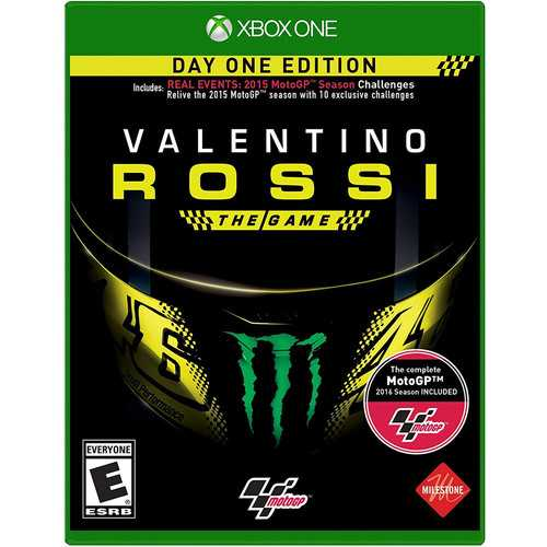 Valentino Rossi: The Game Day Launch Day - Xbox One