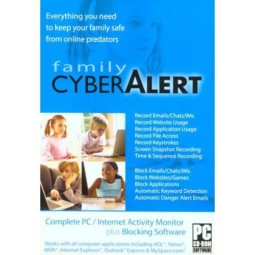 Family Cyber Alert for Windows PC