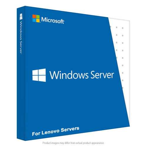 Lenovo Microsoft Windows Server 2016 Standard - 16 Core Additional License