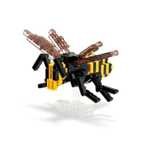 Nanoblock Giant Hornet Building Kit 3D Puzzle