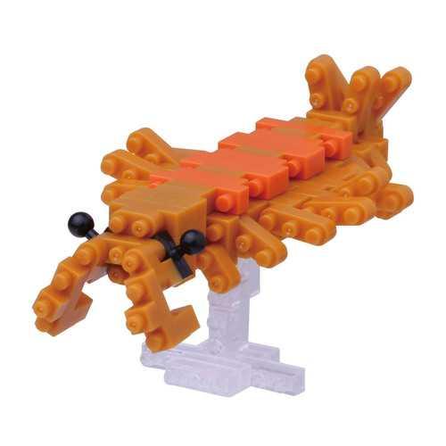 Nanoblock Anomalocaris Building Kit 3D Puzzle
