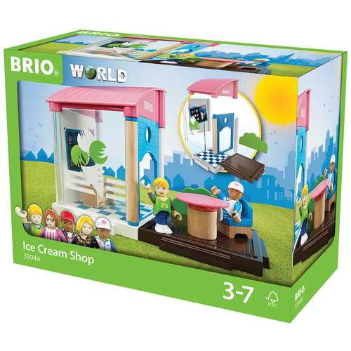 BRIO Ice Cream Shop