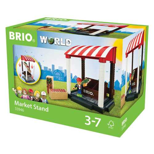 BRIO Market Stand