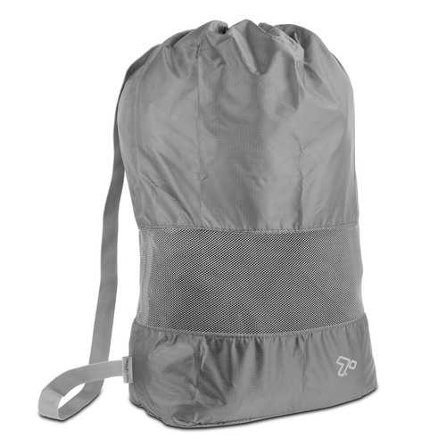 Travelon Lightweight Laundry Bag, Charcoal