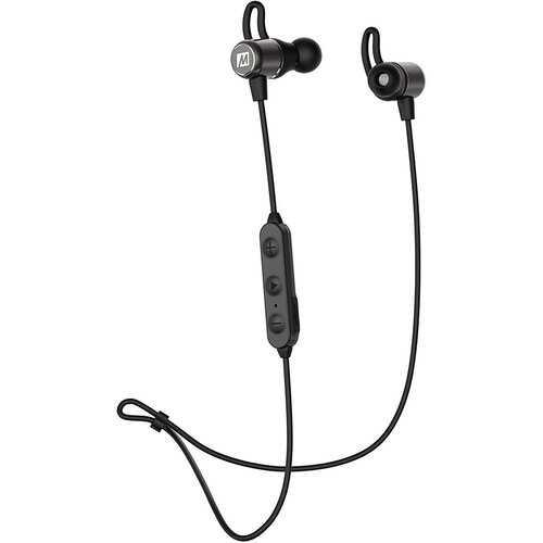 MEE audio EarBoost EB1 Wireless Adaptive Audio Enhancement Earphones