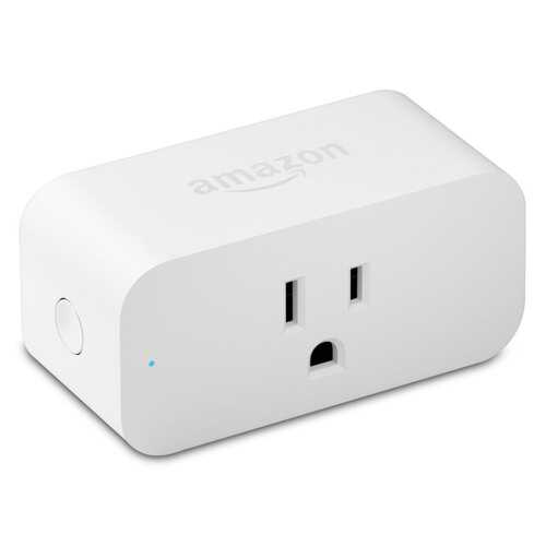 Amazon Smart Plug Works With Alexa White B01MZEEFNX