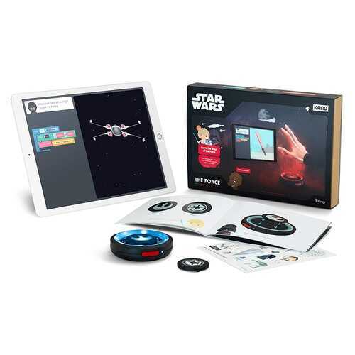Kano Star Wars The Force Coding Kit - STEM Learning and Coding for Kids Open Box