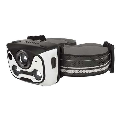 Nathan Halo Fire Runners Rechargeable LED Headlamp