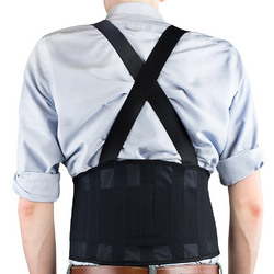 Duro-Med Deluxe Industrial Lumbar Back Support - (Small)
