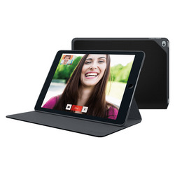 Logitech Hinge Carrying Case for iPad Air 2 - Black