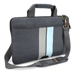 Targus Geo 15.6 Laptop Notebook Slip Bag Case Gray