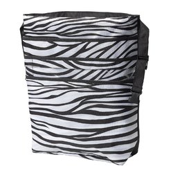 Drive Medical AgeWise Back of Wheelchair Organizer Zebra