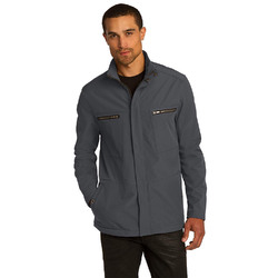 "OGIO Men""s Intake Jacket - Small (Diesel Grey)"