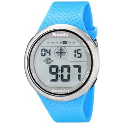 Roots Cove Digital Display Quartz Watch - Blue