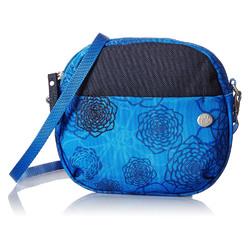 "Haiku Women""s Cairn Eco Crossbody Bag, Tie Dye Midnight"