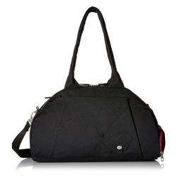 "Haiku Women""s Passage Eco Duffle Bag, Black"