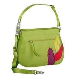 "Haiku Women""s Bucket Eco Crossbody Bag, Apple Green"