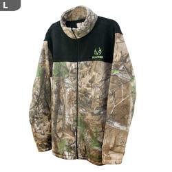 """Realtree Men""""s Aspen RT-XTRA & Black Panels Jacket, Large"""