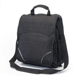 Sweda CheckPoint Friendly AMSTERDAM 14 Laptop Messenger Bag (TSA Friendly)