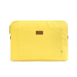 GOLLA Sirus Slim Open Zipper Pocket 12 Sleeve - Yellow