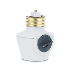 Westek 150W Screw-In Socket Outdoor Indoor Manual Adjustable Light Control 6099B
