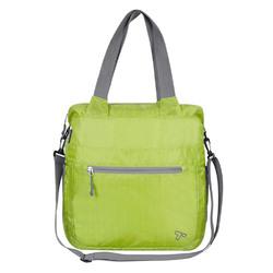 Travelon Lightweight Folding Crossbody Tote - Lime