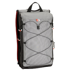 NDK Matterhorn Durable Waterproof Outdoors Hiking Daypack Backpack Gray