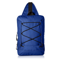 Buxton Thor Sling Waterproof Utility Hiking Daypack Backpack Blue