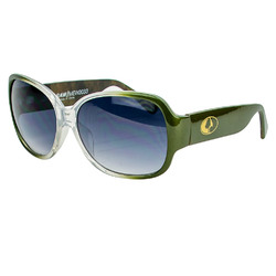 Mossy Oak Camo Draw Green Sunglasses