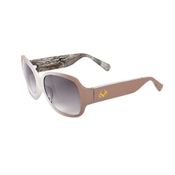 RealTree Camo Womens Rack Gray and Clear Sunglasses REW2033
