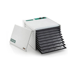 Category: Dropship Household, SKU #844875, Title: Omega 9-Tray Electric Food Dehydrator DH9090TW