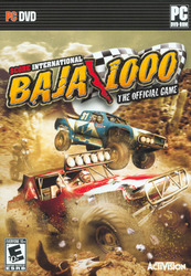 SCORE International Baja 1000: The Official Game for Windows