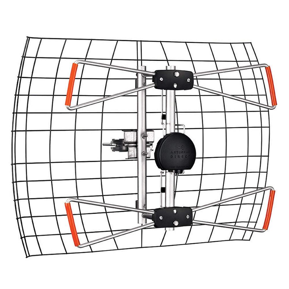 Antennas Direct High Gain Bowtie Indoor//Outdoor HDTV Antenna 8DXB 60 Mile Range