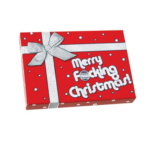 Merry Fucking Christmas Boxed Candy